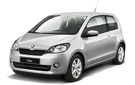 Unicar Malta Fleet Skoda Citigo